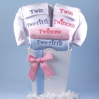 Twins Gift Basket