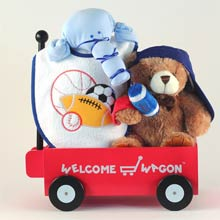 Welcome Wagon for Baby