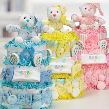 Baby Gift Tower