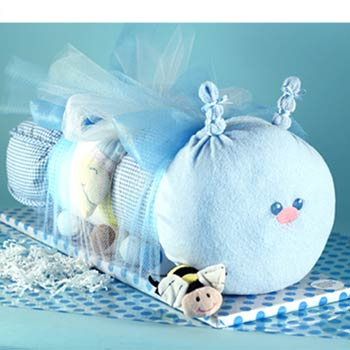 New Baby Boy Caterpillar Gift