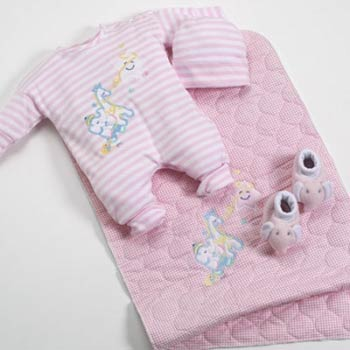 Newborn Outfit for Baby Girl