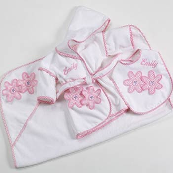 Personalized Baby Girl Gift Box