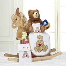 Rocking Horse Gift for Baby