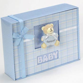 Keepsake Book Gift Box for Boys
