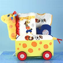 Sports Wagon for Baby Boy