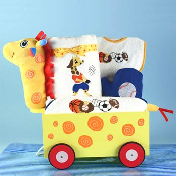 Sports Wagon for Baby Boy