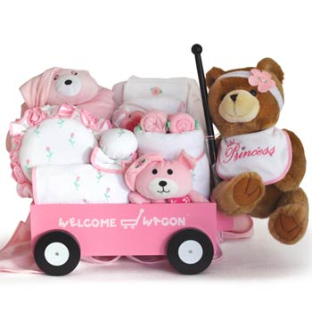 Deluxe All Girl Wagon