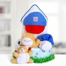 Ball Park Baby Basket