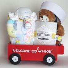 Asurion Welcome Wagon for Baby
