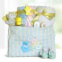New Baby Diaper Tote
