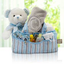 Baby Boy Diaper Caddy
