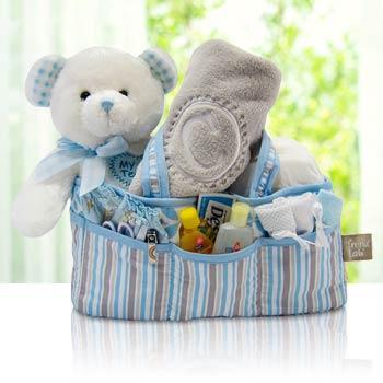 Baby Boy Diaper Caddy