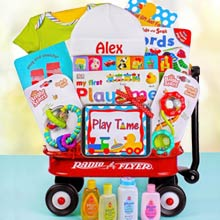 Baby Good Time Gift Basket
