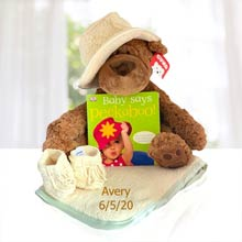 Fattamano Luxury Baby Basket