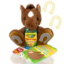 Sibling Pony Gift Set