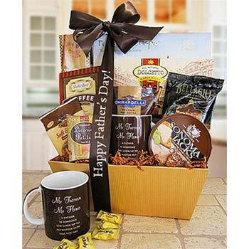 Fathers Day Gift Basket