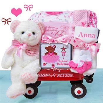 Baby Girl Ballerina Gift
