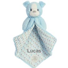 Personalized Boy Buddy Blanket