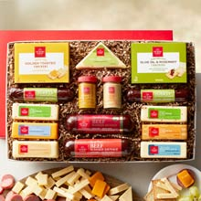 Hickory Farms Business Gourmet Gift Box