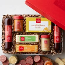 Hickory Farms Spicy Assortment Gift Box