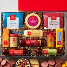 Hickory Farms Deluxe Gift Box