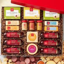 Hickory Farms Corporate Party Gift Box