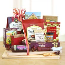 Corporate Cheese Board Gift