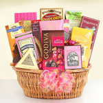 Elegant Mother's Day Gift Basket
