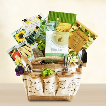 Gardening Gift Tote for Her