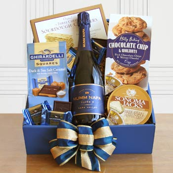 Corporate Gourmet Wine Gift Box