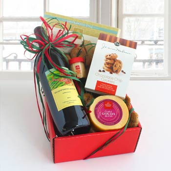 Business Wine Gift Box