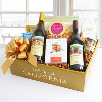 Thank You Wine Gift Box