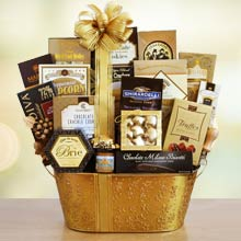 Shining Star Gourmet Gift Basket