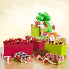 Gourmet Gift Tower