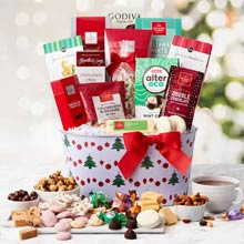 Holiday Gourmet Gift Basket