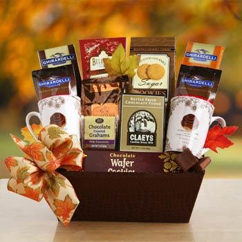 Thanksgiving Appreciation Basket