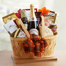 Thanksgiving Appreciation Basket