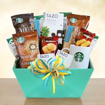 Starbucks Selection Basket