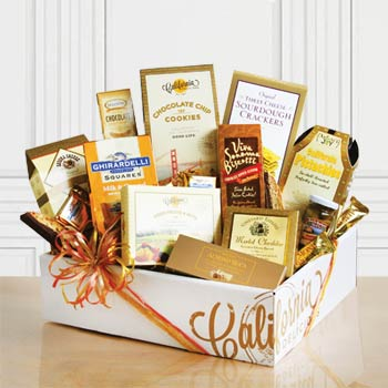 Gourmet Snack Attack Gift Box