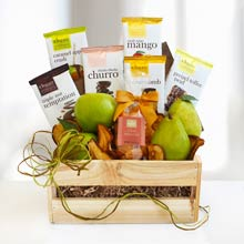 Chocolate and Fruit Gift Box