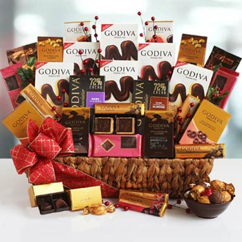Godiva Corporate Supreme Basket