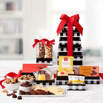 Corporate Gift Tower