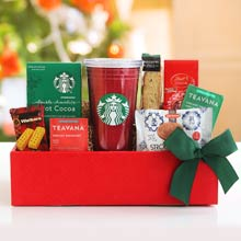 Starbucks Holiday Celebration Coffee Box
