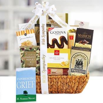 Sympathy Gift Basket