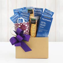 Tea Treats Gift Box