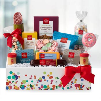 Birthday Party Gift Box
