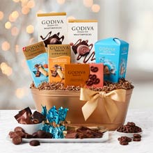 Godiva Executive Gift Basket