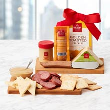 Hickory Farms Cheeseboard Gift