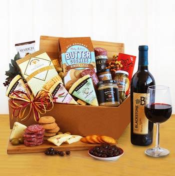 Gourmet Wine Box