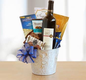 Kosher Wine Gift Basket